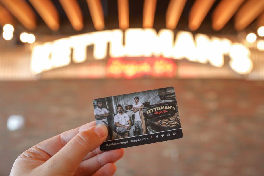 Kettleman's Rewards Card